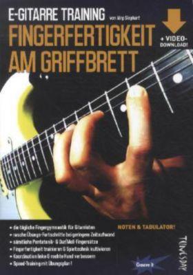 E-Gitarre Training, Jörg Sieghart