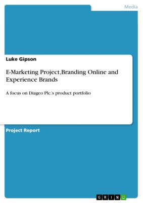 E-Marketing Project,Branding Online and Experience Brands, Luke Gipson