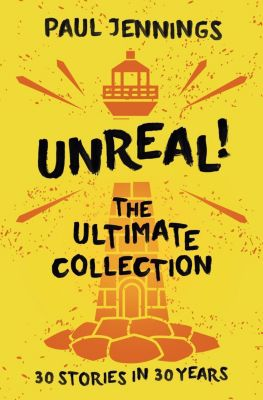 e-penguin: Unreal, Paul Jennings