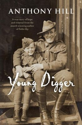 e-penguin: Young Digger, Anthony Hill