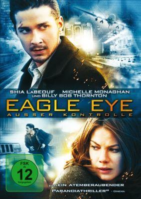 Eagle Eye - Ausser Kontrolle, John Glenn, Travis Wright, Hillary Seitz, Dan McDermott