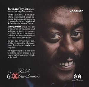 Eargasm/Rated Extraordinaire, Johnnie Taylor