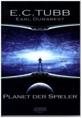 Earl Dumarest - Planet der Spieler - E. C. Tubb pdf epub