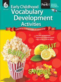 Early Childhood Activities: Early Childhood Vocabulary Development Activities, Molly Mackay