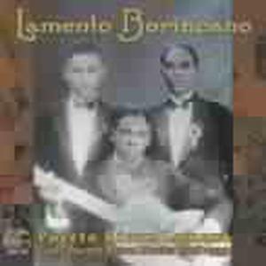 Early Puert Rican Music 1916-1, Lamento Borincano