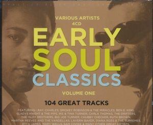 Early Soul Classics, Vol. 1, Diverse Interpreten
