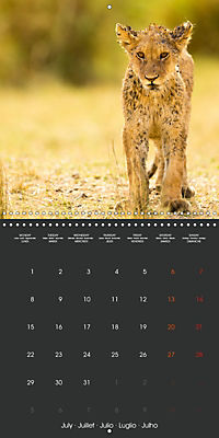 East African Nature (Wall Calendar 2019 300 × 300 mm Square) - Produktdetailbild 7
