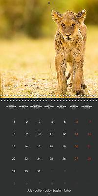 East African Nature (Wall Calendar 2019 300 × 300 mm Square) - Produktdetailbild 7