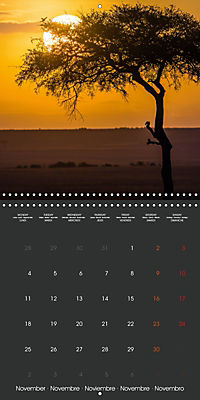 East African Nature (Wall Calendar 2019 300 × 300 mm Square) - Produktdetailbild 11