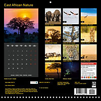 East African Nature (Wall Calendar 2019 300 × 300 mm Square) - Produktdetailbild 13