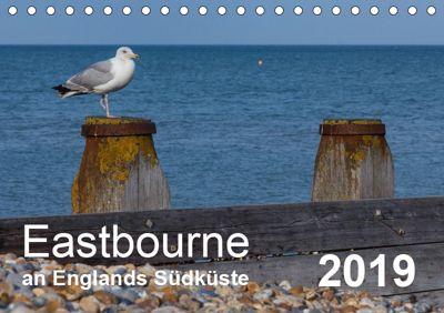 Eastbourne an Englands Südküste (Tischkalender 2019 DIN A5 quer), Stefanie Perner