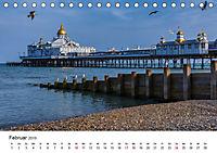 Eastbourne an Englands Südküste (Tischkalender 2019 DIN A5 quer) - Produktdetailbild 2