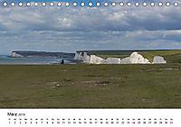 Eastbourne an Englands Südküste (Tischkalender 2019 DIN A5 quer) - Produktdetailbild 3