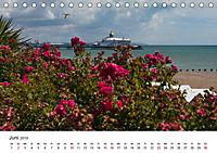 Eastbourne an Englands Südküste (Tischkalender 2019 DIN A5 quer) - Produktdetailbild 6