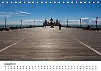 Eastbourne an Englands Südküste (Tischkalender 2019 DIN A5 quer) - Produktdetailbild 8