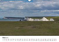 Eastbourne an Englands Südküste (Wandkalender 2019 DIN A3 quer) - Produktdetailbild 3