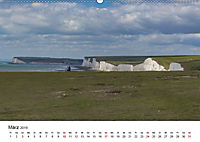 Eastbourne an Englands Südküste (Wandkalender 2019 DIN A2 quer) - Produktdetailbild 3