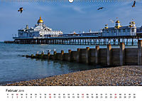 Eastbourne an Englands Südküste (Wandkalender 2019 DIN A2 quer) - Produktdetailbild 2