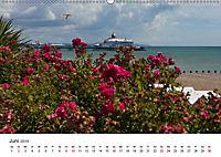 Eastbourne an Englands Südküste (Wandkalender 2019 DIN A2 quer) - Produktdetailbild 6