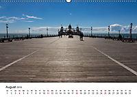 Eastbourne an Englands Südküste (Wandkalender 2019 DIN A2 quer) - Produktdetailbild 8