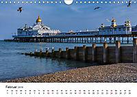 Eastbourne an Englands Südküste (Wandkalender 2019 DIN A4 quer) - Produktdetailbild 2