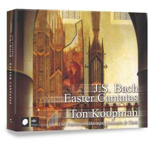 Easter Cantatas, Ton Koopman, Amsterdam Baroque Orchestra & Choir