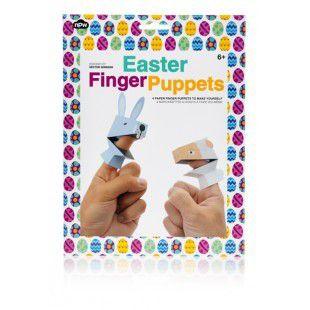 Easter Finger Puppets - Oster Finger Puppe
