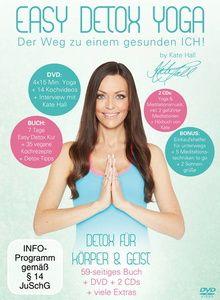 Easy Detox Yoga, Kate Hall