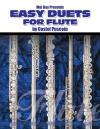 Easy Duets for Flute, Costel Puscoiu