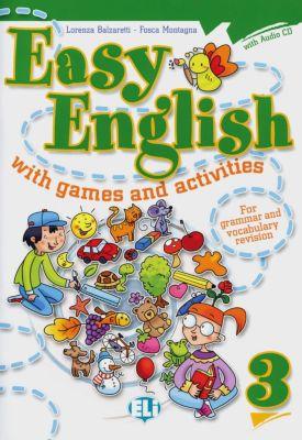 Easy English, w. Audio-CD