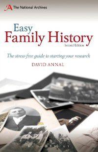 Easy Family History, David Annal
