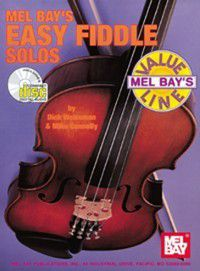 Easy Fiddle Solos, Dick Weissman