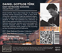 Easy Keyboard Sonatas Collections 1+2 - Produktdetailbild 1