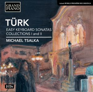 Easy Keyboard Sonatas Collections 1+2, Michael Tsalka