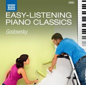 Easy Listening Piano Classics: Godowsky, Diverse Interpreten