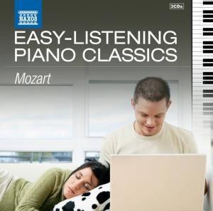 Easy Listening Piano Classics: Mozart, Diverse Interpreten