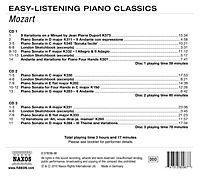 Easy Listening Piano Classics: Mozart - Produktdetailbild 1