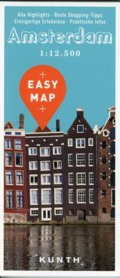 EASY MAP Deutschland/Europa Amsterdam -  pdf epub