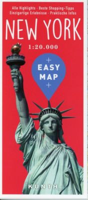 EASY MAP International New York -  pdf epub