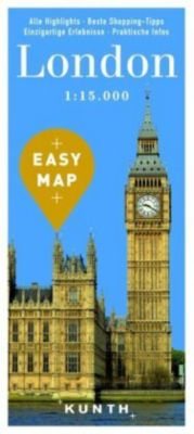 EASY MAP LONDON