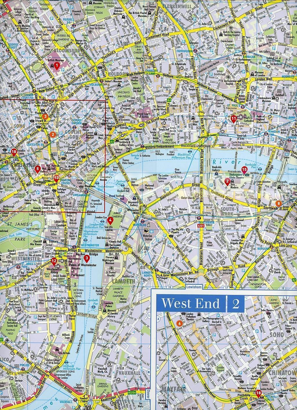 EASY MAP LONDON Buch jetzt bei Weltbild.de online bestellen