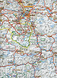 EASY MAP Salzburg - Produktdetailbild 2