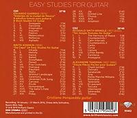 Easy Studies For Guitar Vol.1 - Produktdetailbild 1
