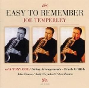 Easy To Remember, Joe Temperley