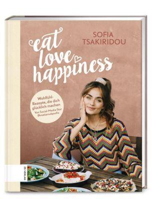 Eat Love Happiness - Sofia Tsakiridou  