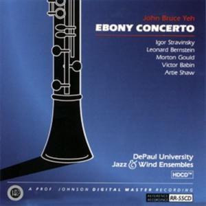 Ebony Concerto, Depaul University Jazz & Wind