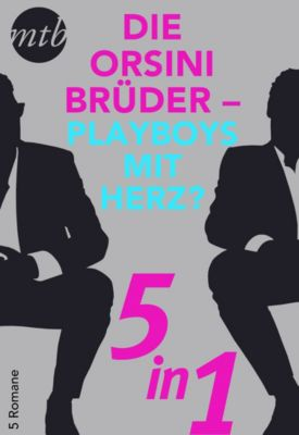 eBundle: Die Orsini Brüder - Playboys mit Herz? - 5in1, Sandra Marton, Catherine Spencer