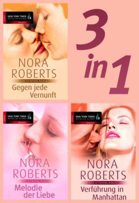 eBundle: Die Stanislaskis - Teil 1-3, Nora Roberts