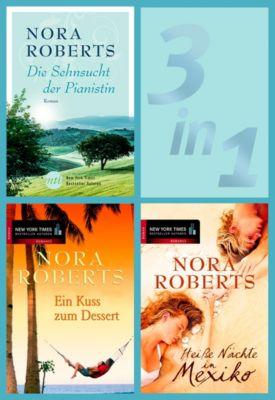 eBundle: Nora Roberts - Heiße Nächte, sehnsuchtsvolle Tage (3in1-eBundle), Nora Roberts