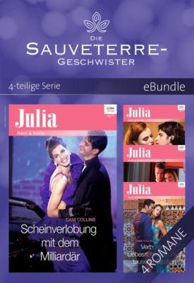 eBundles: Die Sauveterre-Geschwister - 4-teilige Serie, Dani Collins